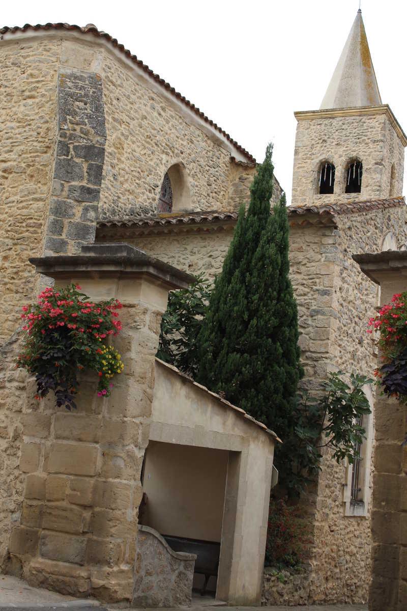 Galerie photos - Marcorignan Eglise Saint Genest