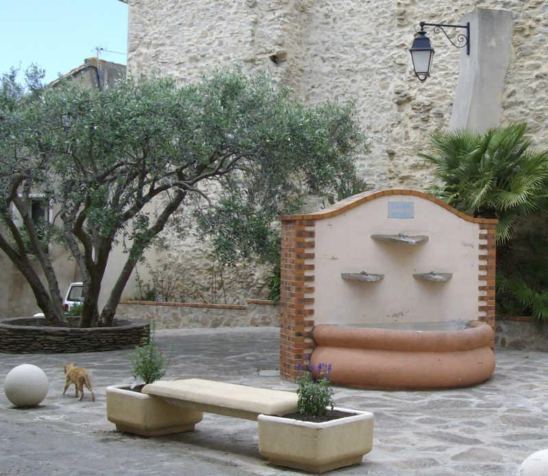 Galerie photo - Marcorignan place de l'olivier