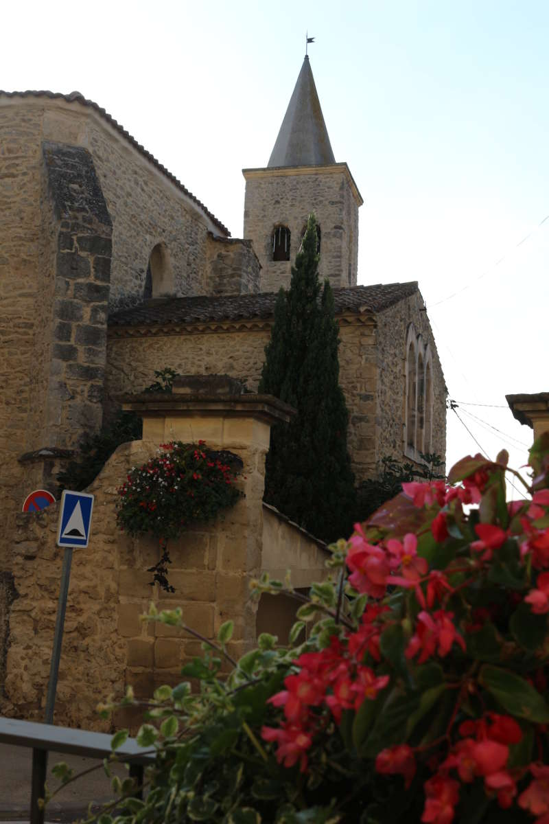 Galerie photos - Marcorignan église saint Geneste