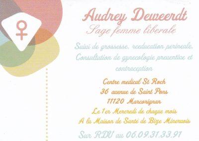 AUDREY DEWEERDT