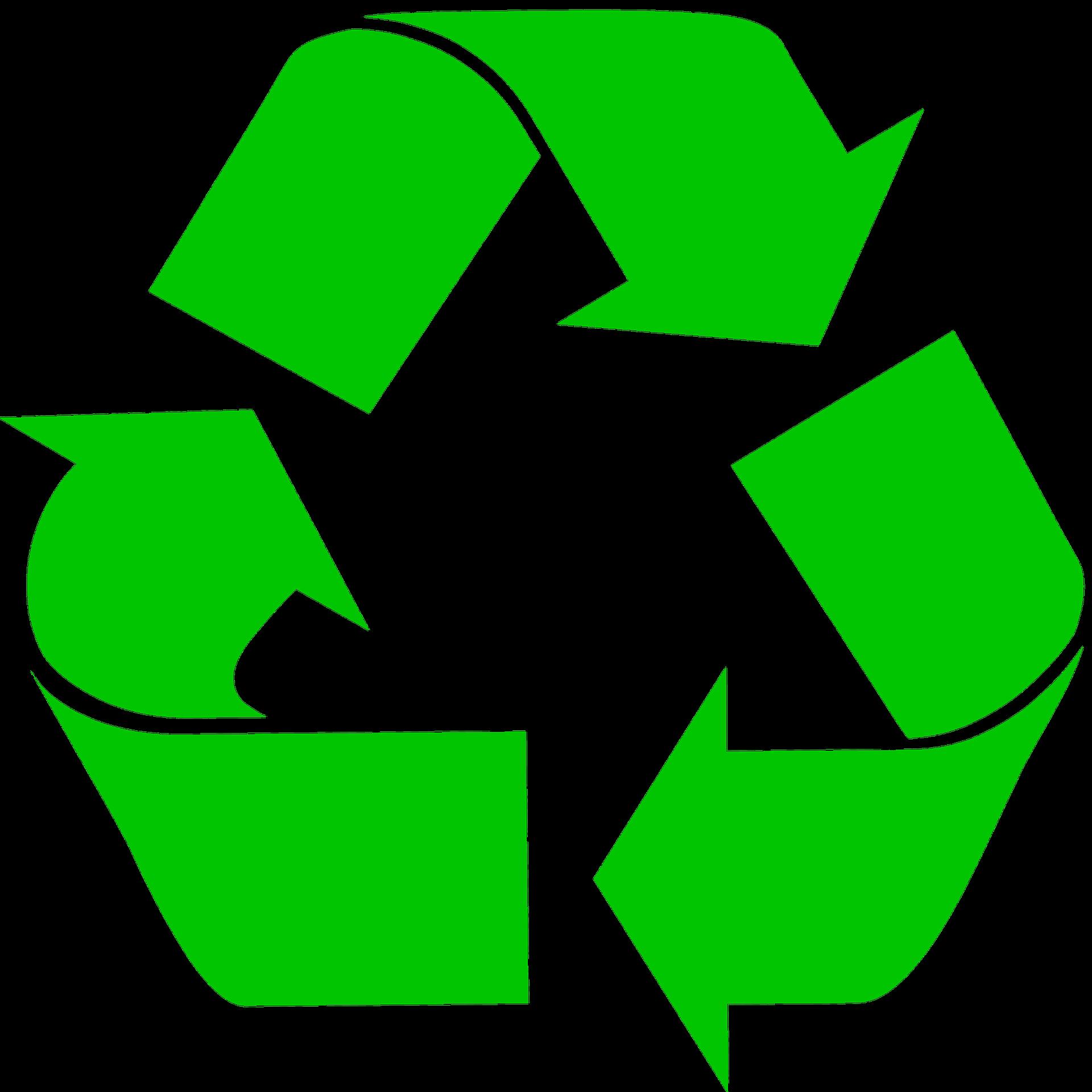 environnement - icône tri sélectif