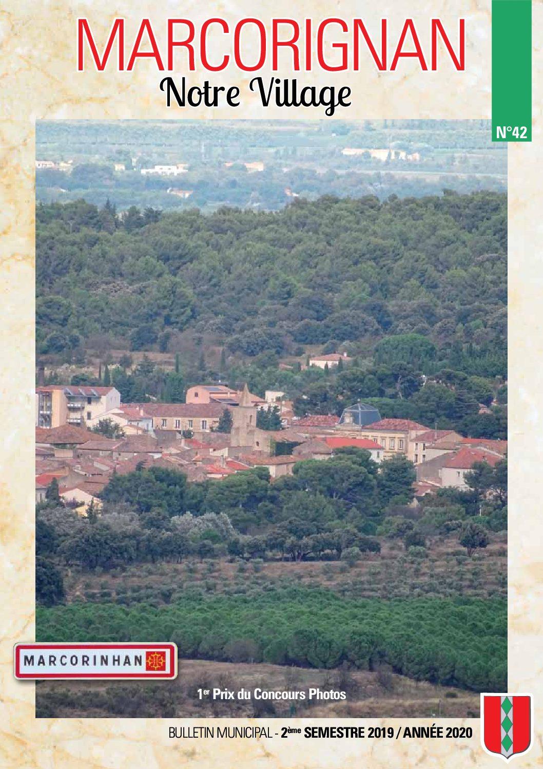 magasines - bulletin municipal marcorignan